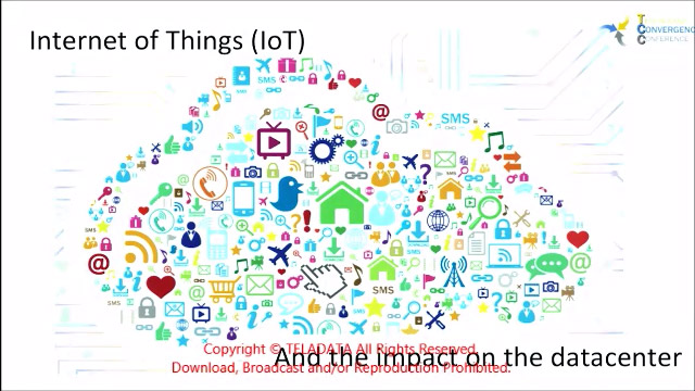 Internet of Things (IoT) Impact on Data Center and Beyond