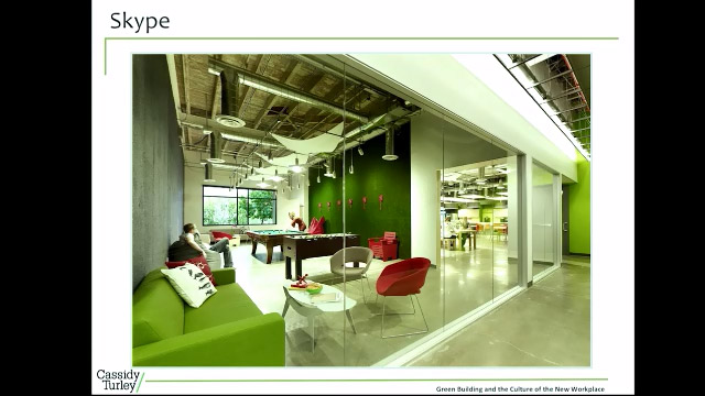 Employee Engagement and Innovation through Creating the 'Green' Workplaces of the Future