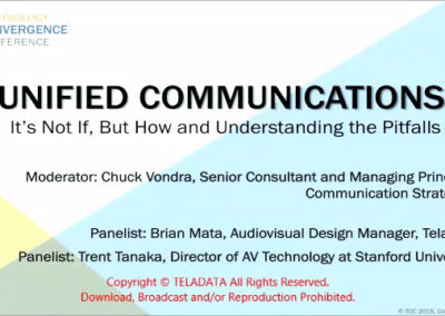 Unified Communications: It's Not If, But How and Understanding the Pitfalls