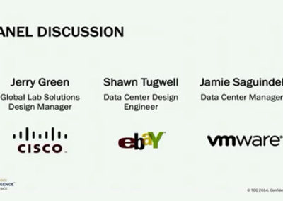 Customer Panel: Off-the-Shelf vs. Customized Power and Rack Infrastructure