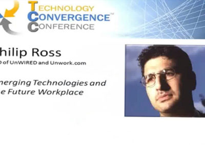2013 Keynote: Emerging Technologies and the Future Workplace